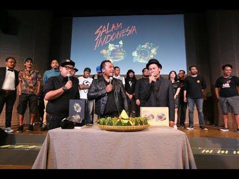 Re-Run Launching Album Endank Soekamti : Salam Indonesia