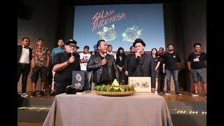 Video Re-Run Launching Album Endank Soekamti : Salam Indonesia download MP3, 3GP, MP4, WEBM, AVI, FLV Desember 2017