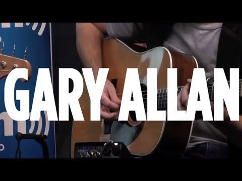 "Gary Allan ""Every Storm (Runs Out Of Rain)"" // SiriusXM // The Highway"