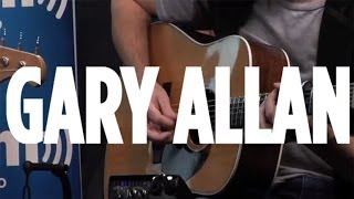 "Gary Allan ""Every Storm (Runs Out Of Rain)"" // SiriusXM // The Highway"