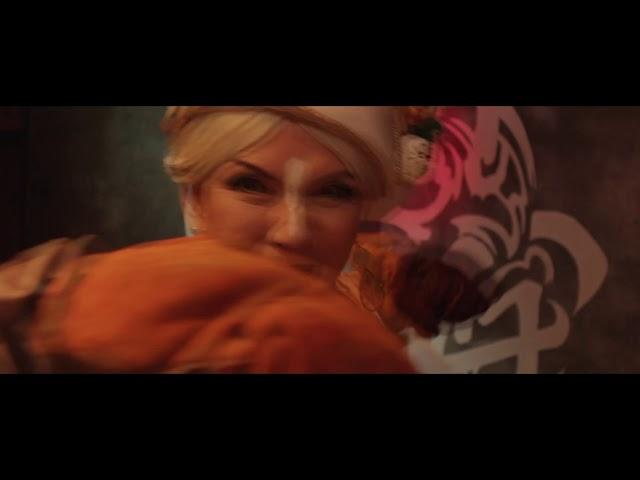『爆裂魔神少女 バーストマシンガール』海外予告 Rise of the Machine Girls : International Trailer