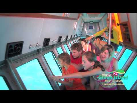 Great Barrier Reef Submarine Tours Cairns
