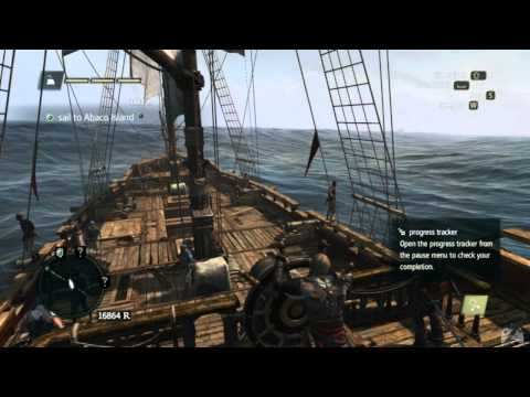 Assassin's Creed 4: Part 4 Straight to the Sailing Ships