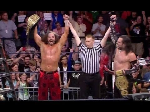 The Hardys vs Decay - The Great War (Full Match) Bound For Glory 2016