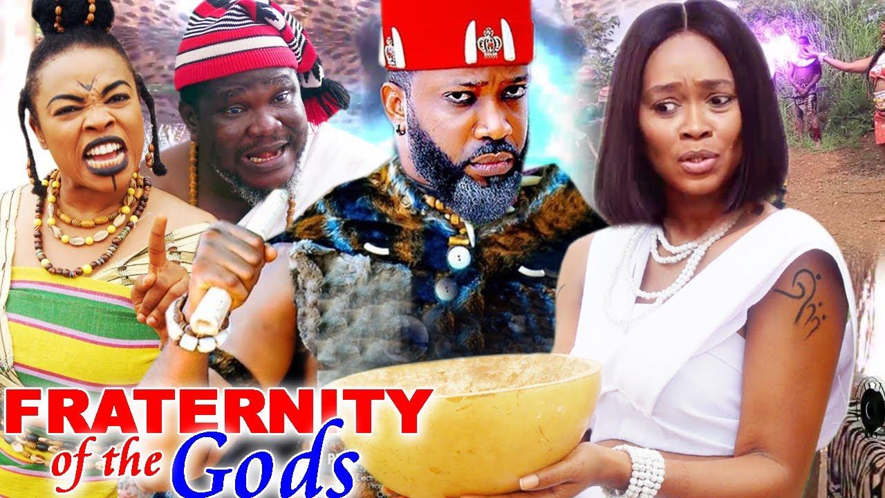 Download FRATERNITY OF THE GODS SEASON 1&2 - FREDRICK LEONARD NEW TRENDING MOVIE 2021 LATEST NOLLYWOOD MOVIE