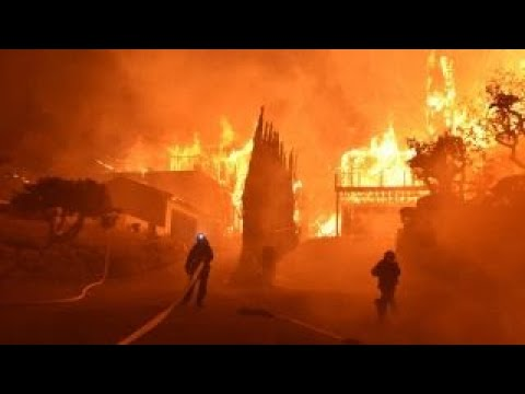 California wildfires some of the worst ever in Ventura County