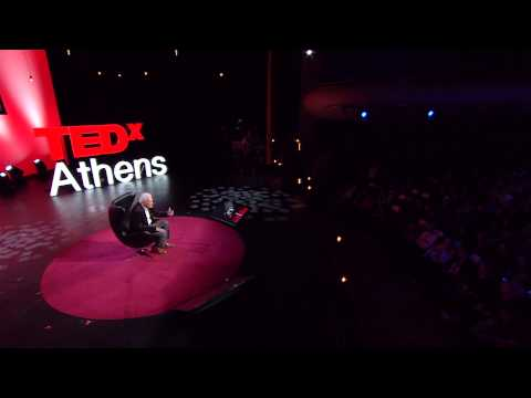 Poetry in the modern world | Titos Patrikios | TEDxAthens