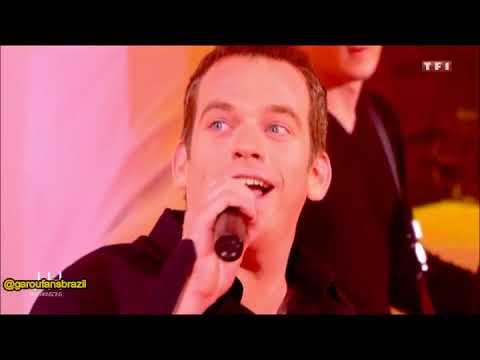 Garou, Patrick Bruel, Johnny Hallyday - Allumer Le Feu