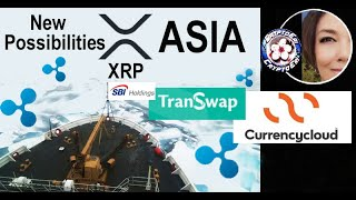 XRP Support in US GOV Register New Rule, ODL Ripple on SME 's, CurrencyCloud New Partner TranSwap