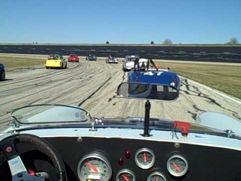 CVAR TWS Feb 2009: Group 2 Race - Sunday Race 1 Part 1