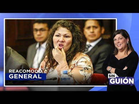 Reacomodo general - Sin Guion con Rosa María Palacios