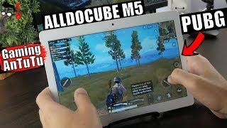 ALLDOCUBE M5 Performance Test: Gaming & Benchmarks