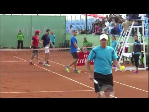 Jonathan Erlich/Scott Lipsky -  Tuna Altuna/Alessandro Maçının Özeti