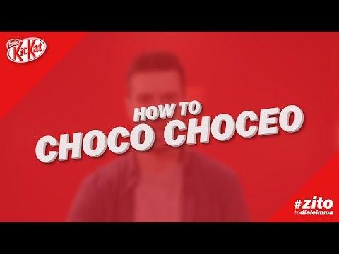 How To - CHOCO CHOCEO | KITKAT Greece
