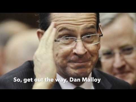 Get out the way Dan Malloy