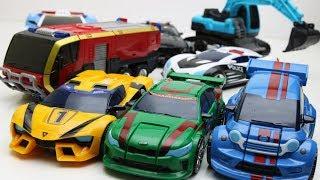 Tobot Robot Stop motion Giga 6 vs Barricade Lego Transformers Adventure, Athlon Mainan Car Toys Kids