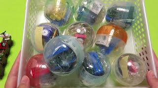 《カプセルプラレール》きかんしゃトーマス マジカル変化スペシャル編 開封 消えるマジシャンが楽しい!  Thomas and Friends