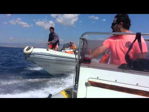 posidon vs oceanic trip to agistri