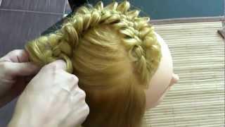 Курсы по плетению кос от Afrodita-Helen.ru
