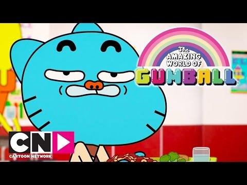 Gumball | Social media i verkliga livet | Svenska Cartoon Network