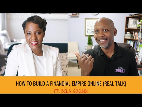 Bola Sokunbi Clever Girl Finance - How to Build a Financial Empire Online (REAL TALK)