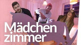 Das Mädchenzimmer - Ein Traum in Pink für Nathalie | Kliemannsland