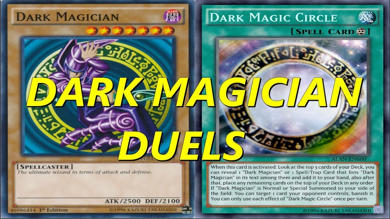 yugioh dark magician duels with 2016 support cards i u0027m back