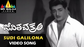 Jeevitha Chakram Songs | Sudi Galilona Video Song | NTR, Vanisri | Sri Balaji Video