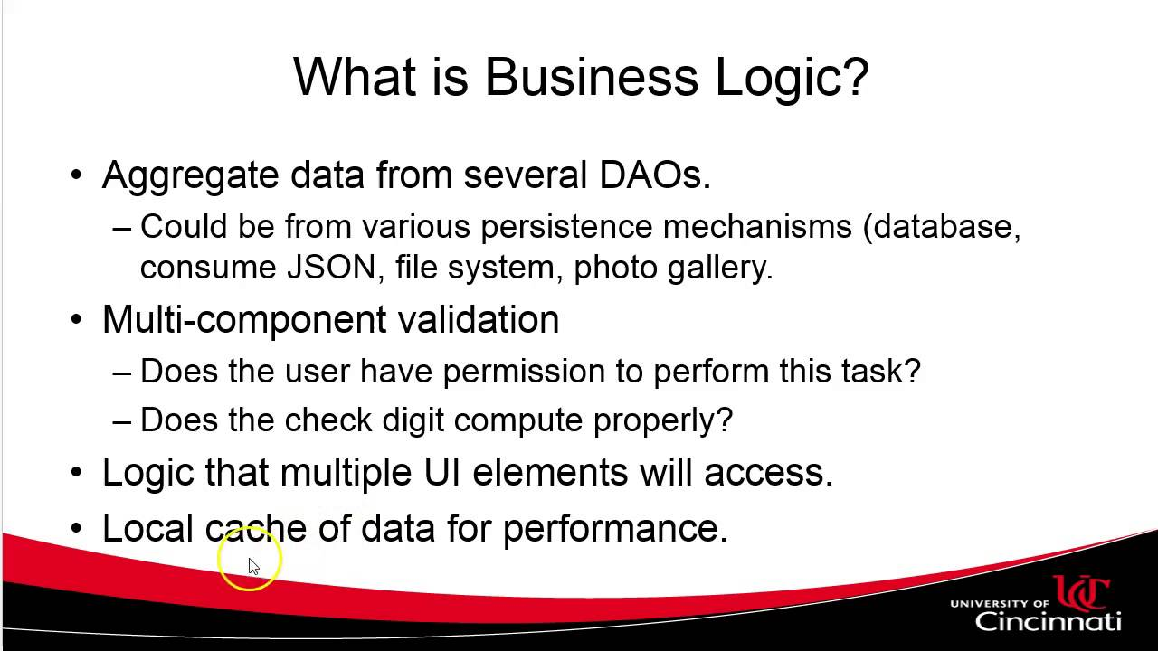 What is Business Logic  Model J2EE Layers in Class    Diagram
