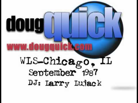 WLS-890AM, Larry Lujack's Next to Last Day Exerpt-Part 1