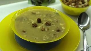 Суп-пюре из чечевицы Чечевичный суп Простой рецепт Вкусно и быстро