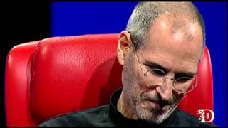 Steve Jobs in 2010, at D8 Conference (Full Video)