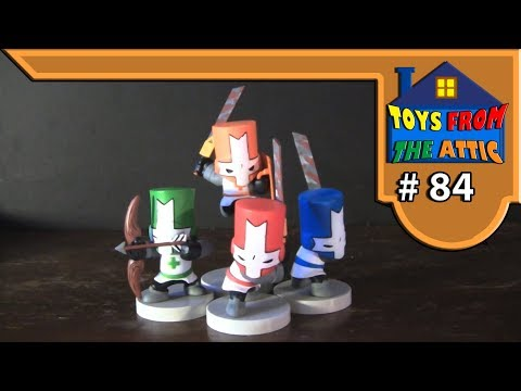 Toys From The Attic E84 Castle Crashers