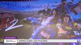 Wow... Begini Aksi Kocak Nirina saat jadi Polwan - JPNN.COM