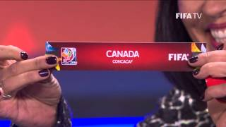 Women's World Cup Draw - Story of the Day