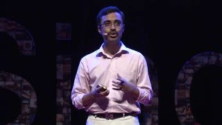 We grow into the stories we tell ourselves | Aaron Maniam | TEDxSingapore