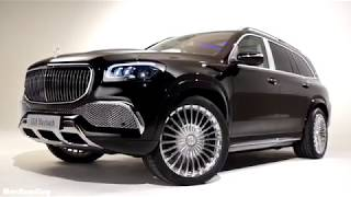 The 2020 Mercedes Maybach GLS Full GLS 600 Review Interior Sound Exterior