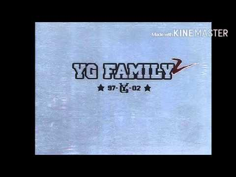 YG Family Why be Normal Disc 2