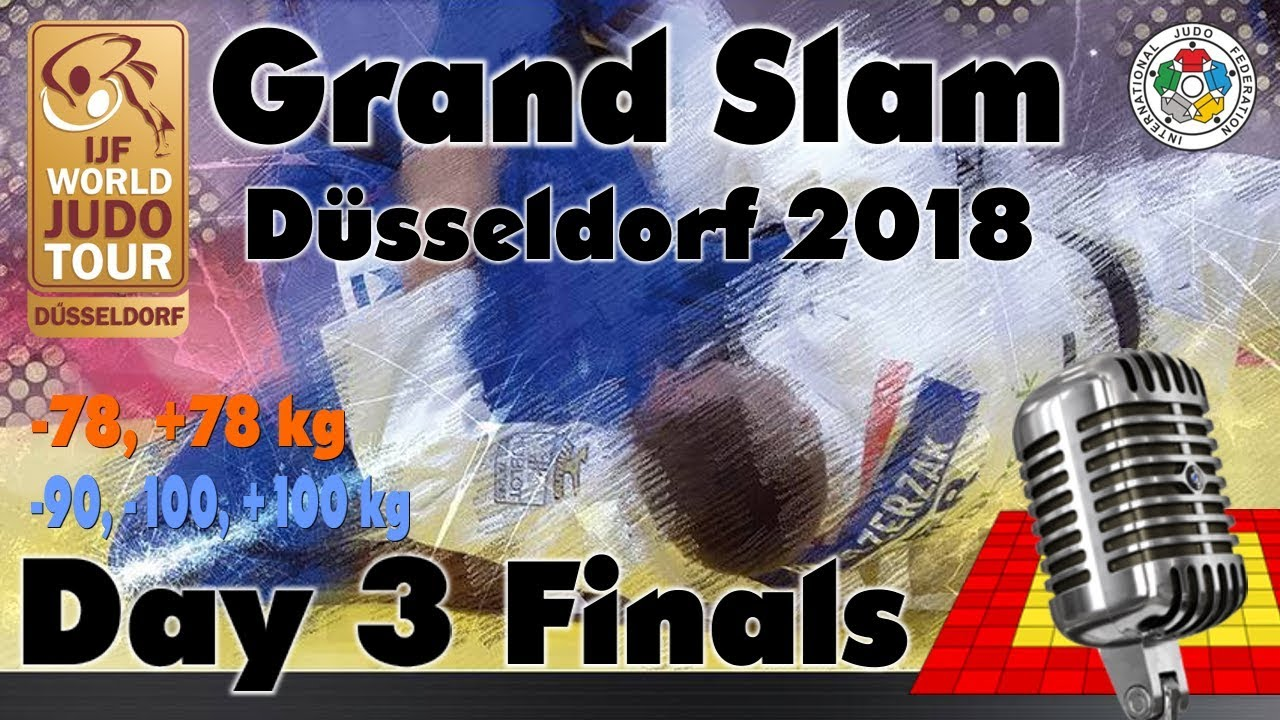 Dusseldorf Grand Slam: The judo fight with two losers - CNN