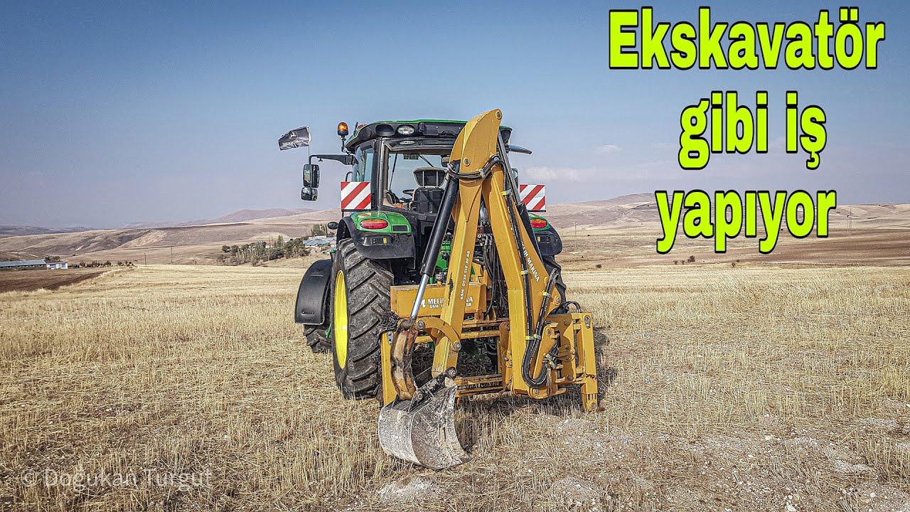 110 BEYGİRLİK KEPÇE İNAT ETTİ ( Sadece Traktör Kalmıyor Çamurda ) MST