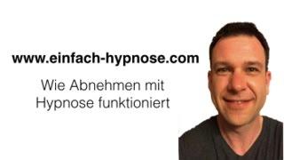 Wie funktioniert Abnehmen mit Hypnose ?