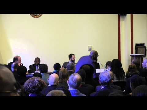 Africa Policy Breakfast January 28, 2015 (Video 1)
