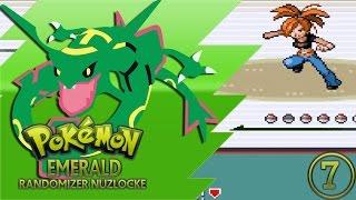 Pokémon Emerald Randomizer Nuzlocke w/PokeaimMD! - Ep 7