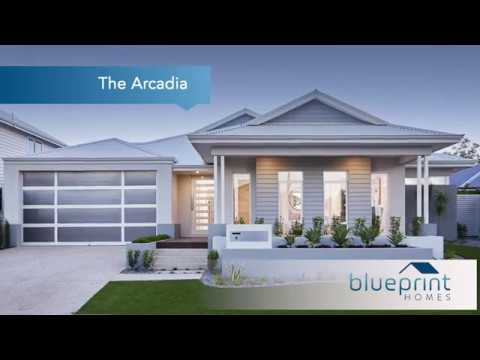 Blueprint homes the arcadia display home perth youtube blueprint homes the arcadia display home perth malvernweather Images