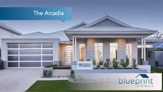 Display homes perth blueprint homes the arcadia display home perth malvernweather Choice Image