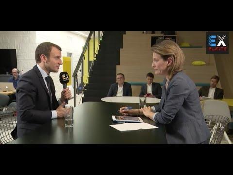"""""""Refugees are part of our DNA"""" / """"Les réfugiés font partie de notre ADN"""" 👉🏽 Emmanuel Macron"""