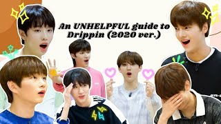 an UNHELPFUL guide to DRIPPIN (2020 ver.)