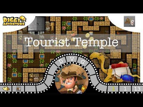 [~Egypt Main~] #13 Tourist Temple - Diggy's Adventure