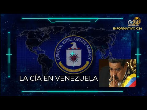 G24- LA CIA EN VENEZUELA- MADURO LO TEME- MIKE POMPEO LLAMA A LA  UNIDAD DE LA OPOSICIÓN