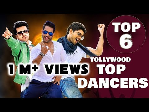 Best Dancers of Tollywood - Actors Edition || Top Telugu Dancers || Bollywood Josh